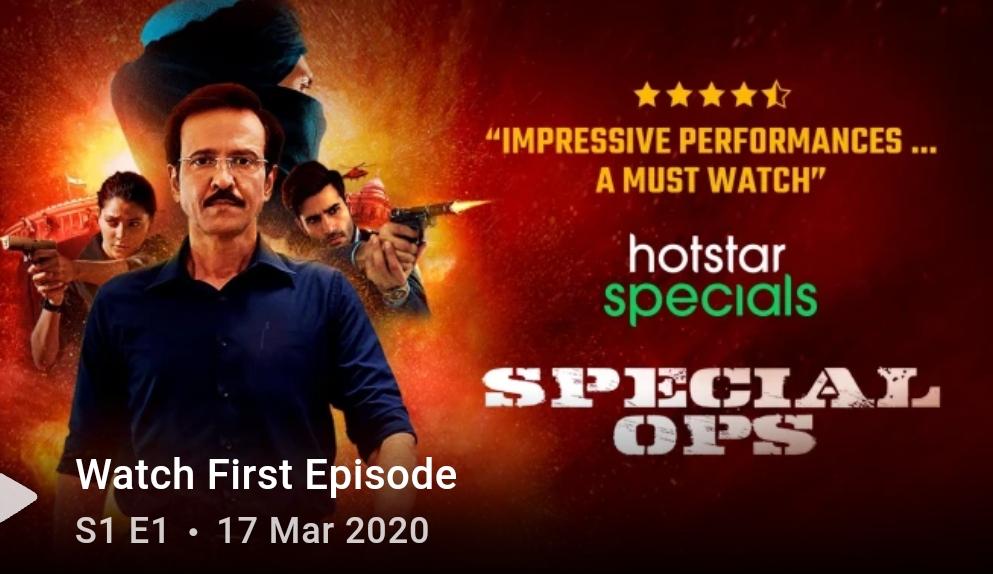 Special OPS Season 2 Release