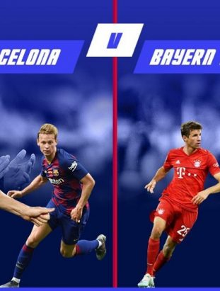 Starting 11 for FC Barcelona Vs FC Bayern Munich- EXCLUSIVE DETAILS