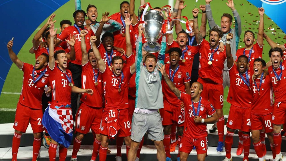 Bayern Munich Crowned UEFA Champions League 2020 Winner