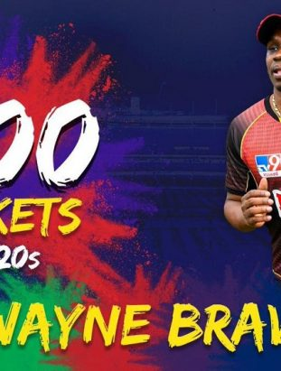 Dwayne Bravo Creates History: Becomes First Bowler To Take 500 T20 Wickets