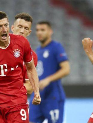 Bayern Munich knocks out Chelsea