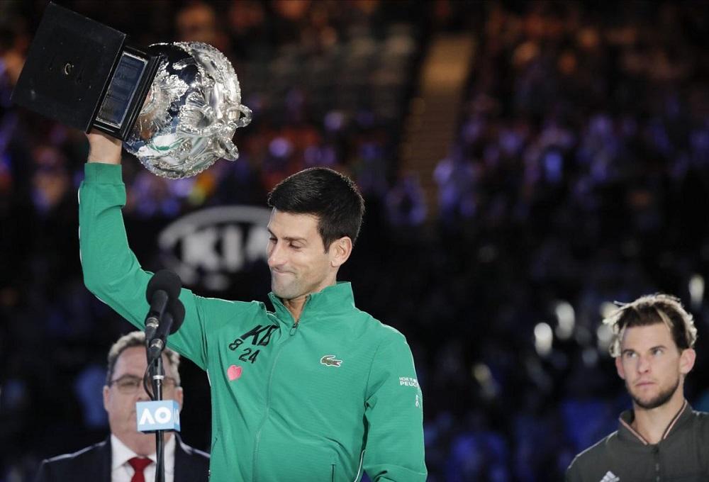 Despite COVID-19, Novak Djokovic will compete in the US Open