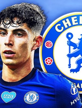 Chelsea ready to sign Kai Havertz