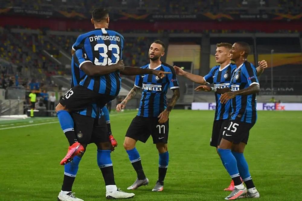 Inter Milan through to the Finals of Europa League