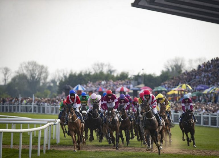 The Irish Grand National Has Been Cancelled Due To Low Number Of Spectator Productions