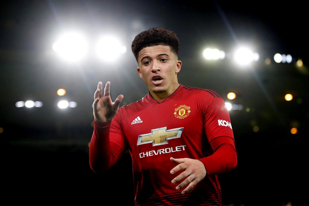 Manchester United misses the chance to sign Jadon Sancho