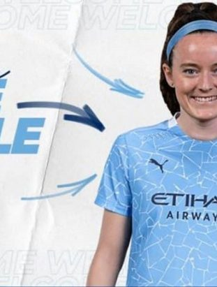 Manchester City signs Rose Lavelle