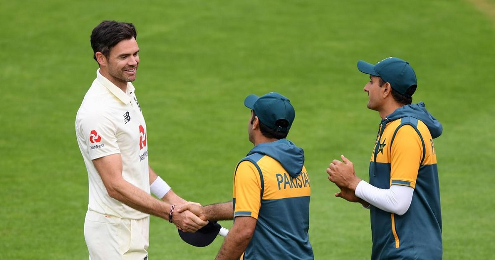 English Superstar James Anderson Completes 600 Test Wickets