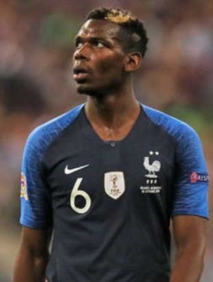 Paul Pogba Tests COVID-19 Positive- Dropped Out Of France's Nations League Squad