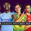 Premier League 2020/21 Fixtures Release Date