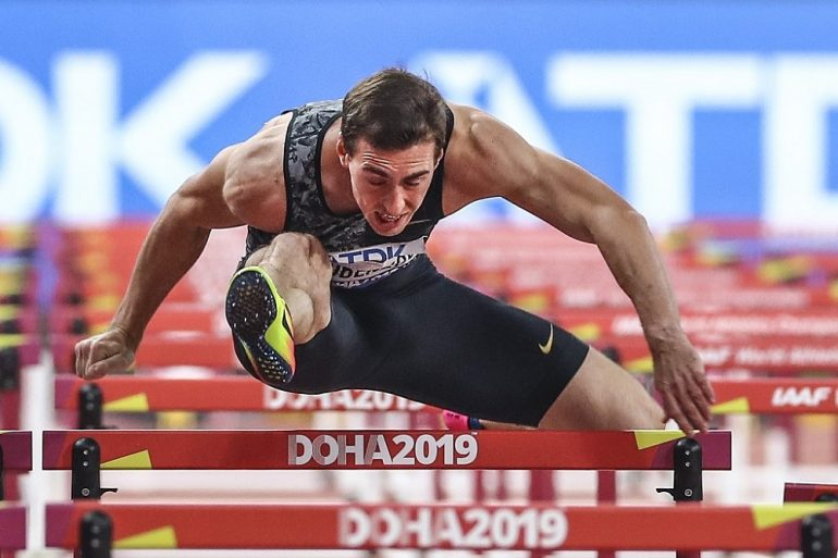 6.3 Million Dollars paid by Russia to World Athletics