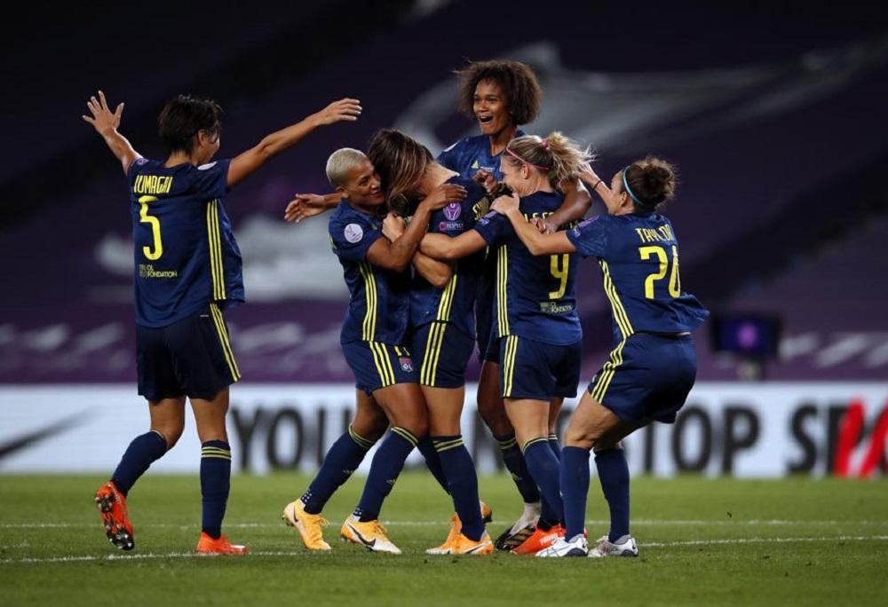 Lyon Crowned As UEFA Women's Champions League 2019/20