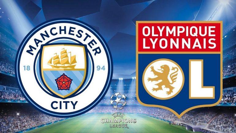 City vs Lyon