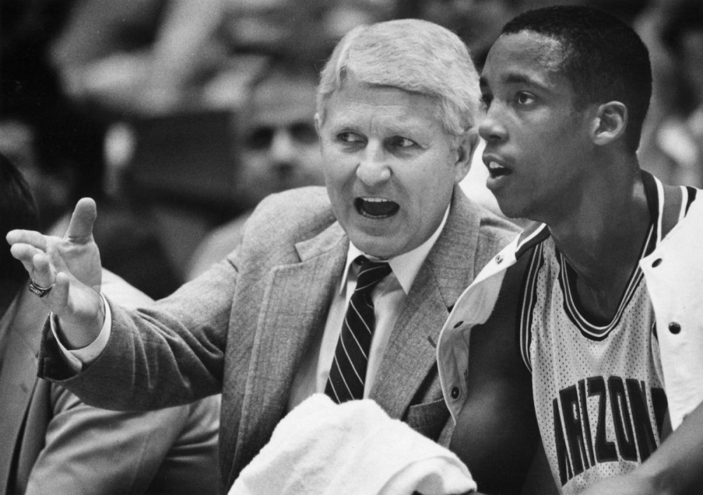 Paying Tribute To Lute Olson Who Died At 85