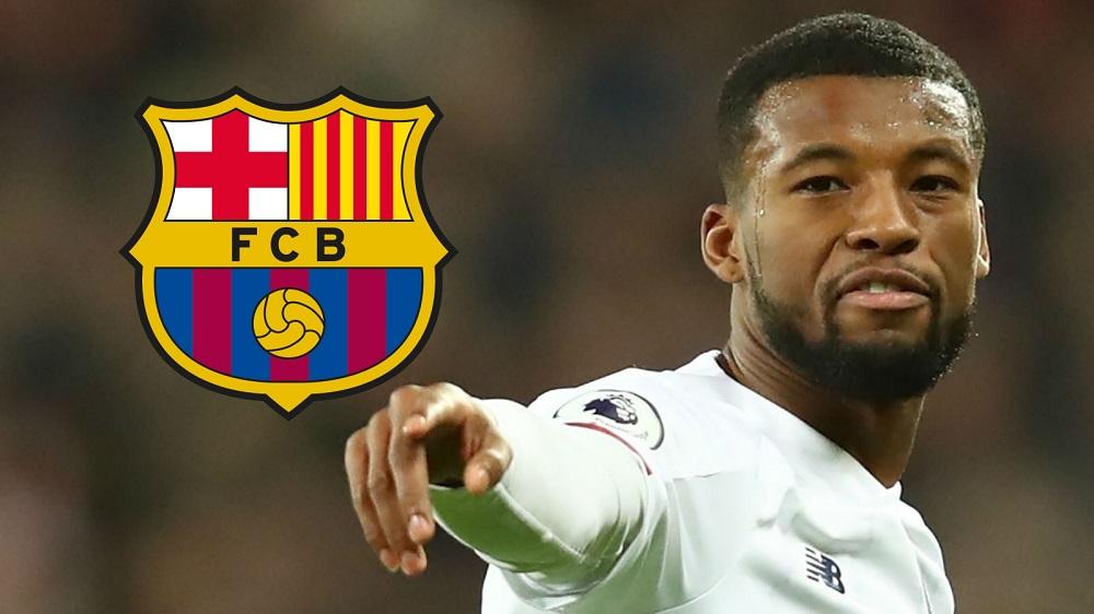 Georginio Wijnaldum to FC Barcelona?