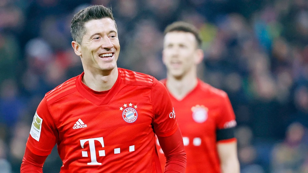 FIFA Best Awards to still be given out: Bavarian Star Lewandowski is the Favorite