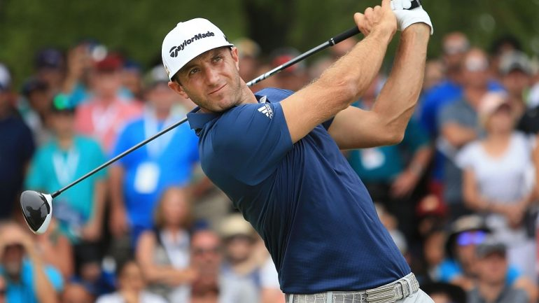 Dustin Johnson Won PGA Tour Championship 2020