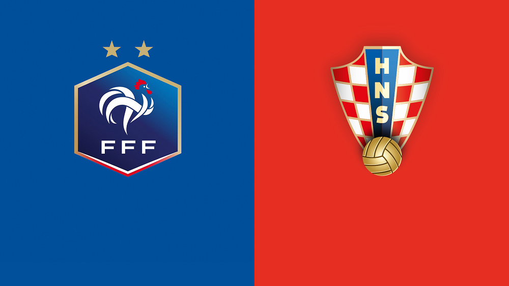 France And Croatia Meet Again After FIFA World Cup 2018