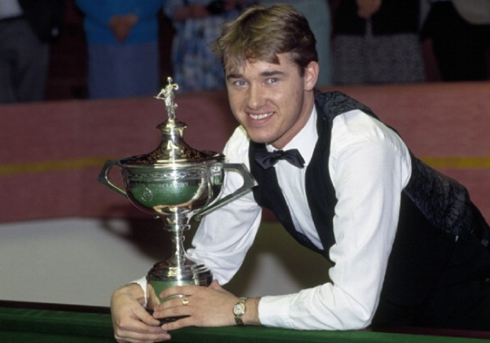 Stephen Hendry Returned To Play Professional Snooker