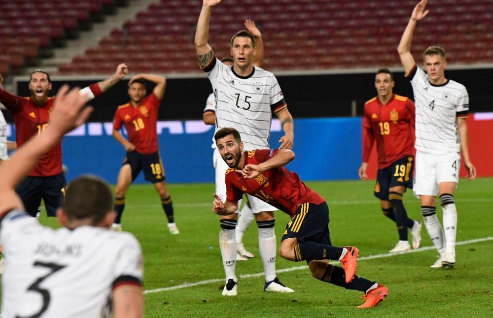 Germany Vs Spain: Late Drama In Germany