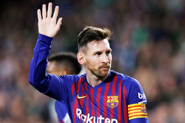 Big Relief To Barcelona- Messi Stays!!!