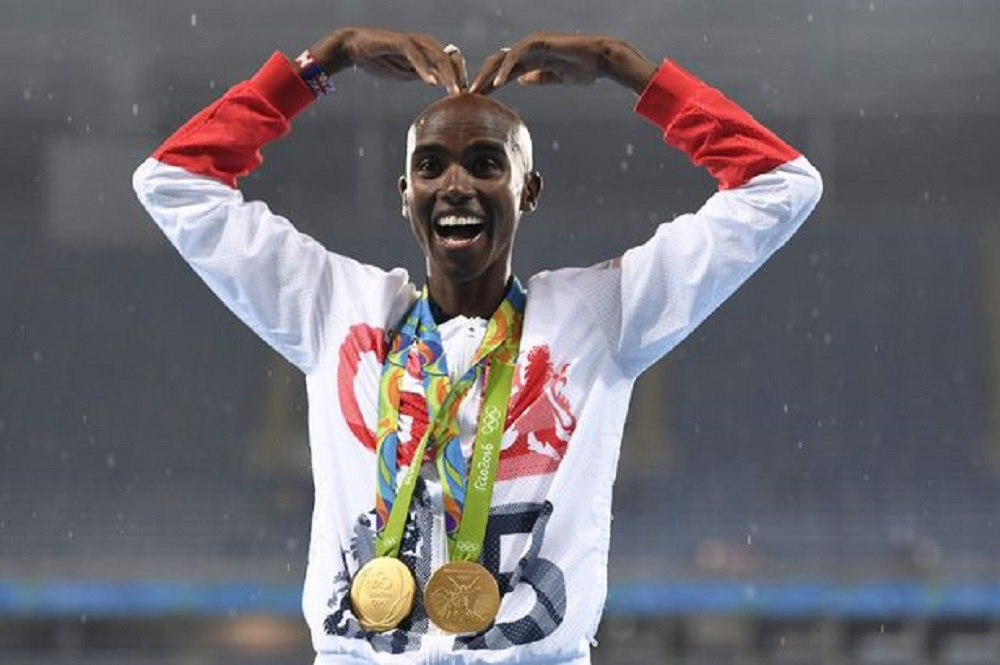 Mo Farah- The British Runner Breaks One-Hour World Record