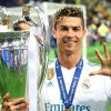 Cristiano Ronaldo scored 100 international goals becoming second men's player who accomplish this feat