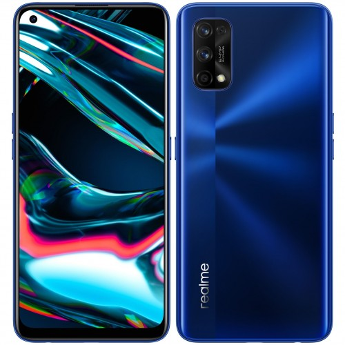 New Realme Smartphone 7, 7pro going to launch in India with Quad Rear Camera and Punch hole Display