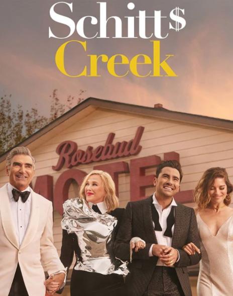Schitts creek season 7 release date