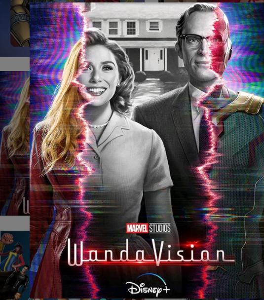 Wandavision release date