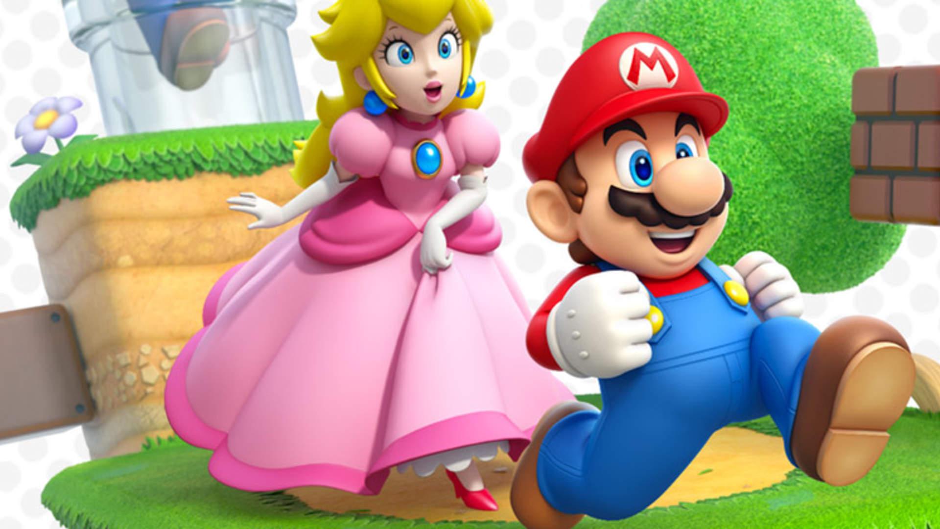 Super Mario 3-D updates