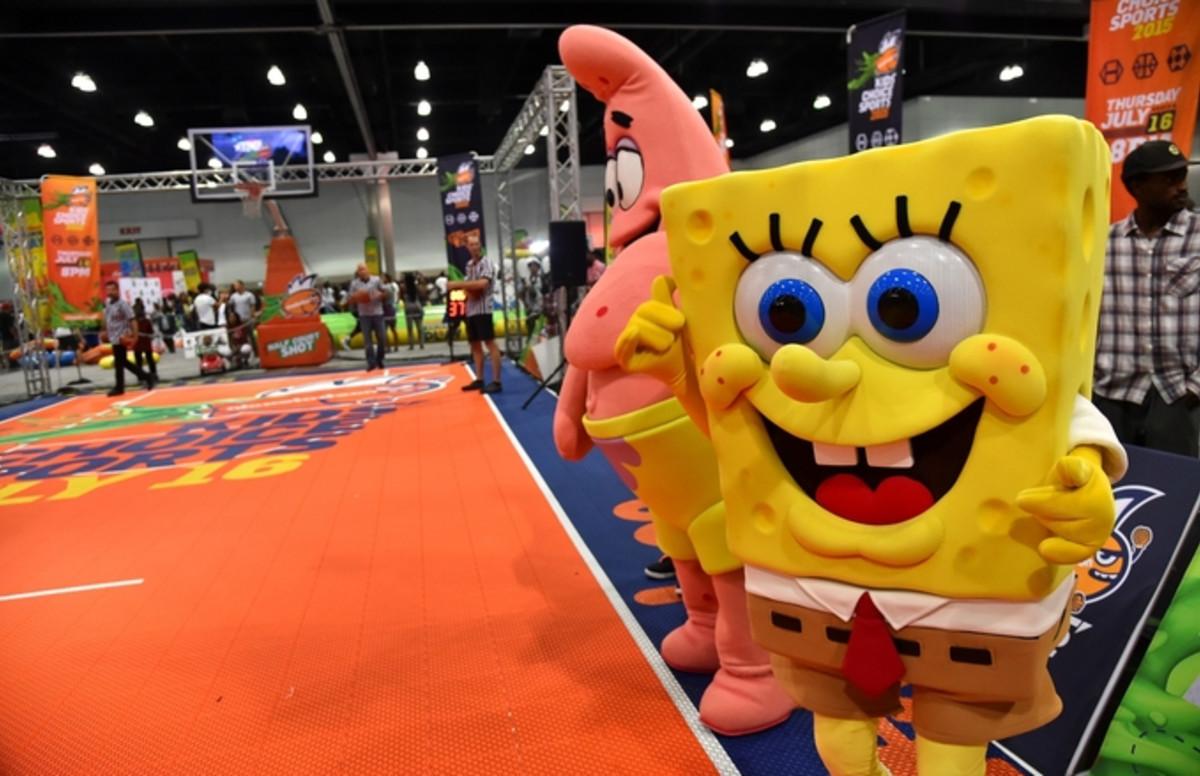 The first look of SpongeBob Prequel has been Released