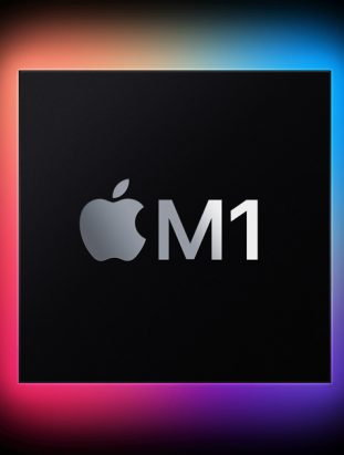 Apple's New M1 Chip is Far from Fastest Laptop Chip