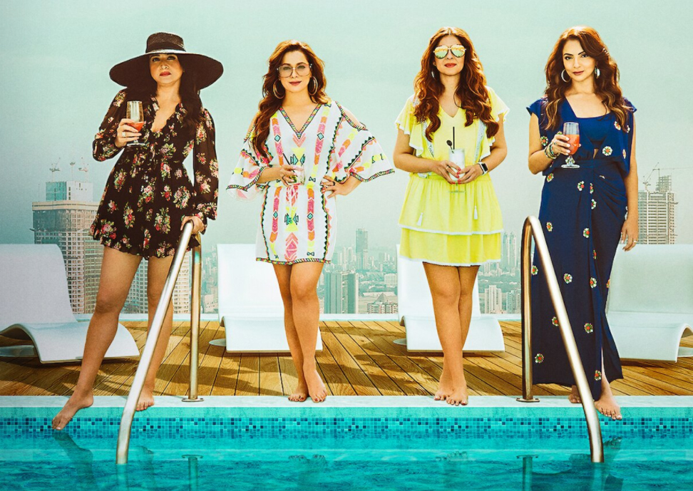 bollywood wives release and details