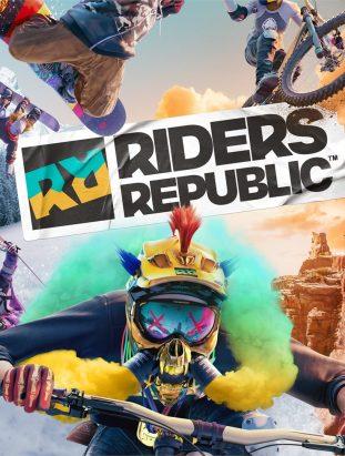 Riders Republic release date